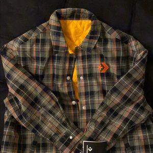 Two-way retro 90's coat